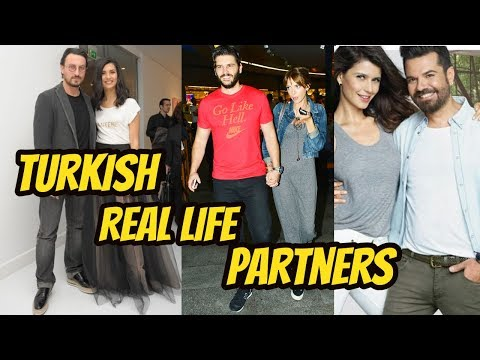 Top Turkish Actresses Real Life Couples 2018 ||Turkish Celebrities Partners || Hazal
