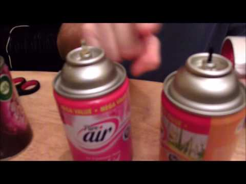 Airwick Freshmatic Refill Replacement Fix (New) - Mike's Household Tips