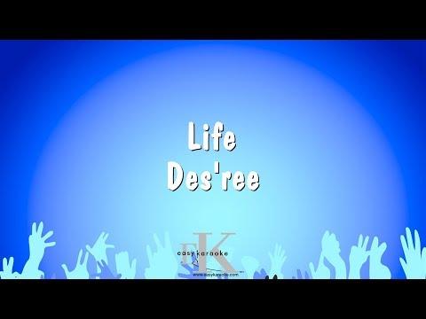 Life - Des'ree (Karaoke Version)