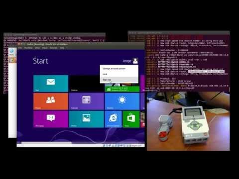 Virtual Mindstorms – using LEGO EV3 software on Linux – O Falcão