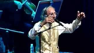 Franco Battiato - Lode all'inviolato. Teatro Circo Price