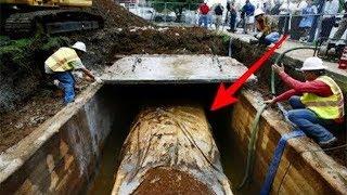 Seit 1957 war dieses NEUE Fahrzeug unter der Erde versteckt. Nun wurde es ausgegraben!