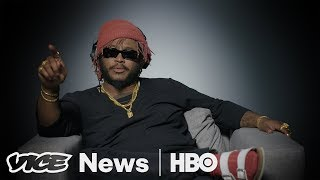 Thundercat's New Music Corner Ep. 2: VICE News Tonight (HBO)