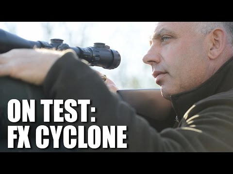 On test: FX Cyclone in .177