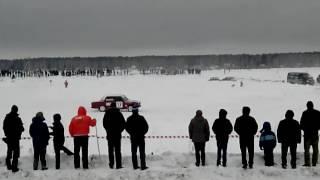 Автокросс на грузовых и легковых авто. Патронное - 2017 2 заезд