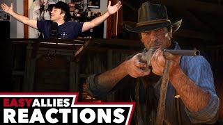 Red Dead Redemption 2 - Gameplay Video - Brandon