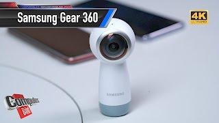 Samsung Gear 360 (2017): Jetzt Auch Mit UHD-Video