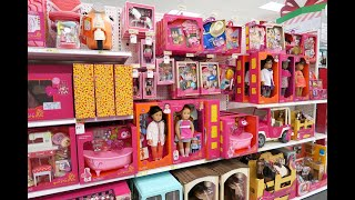 A Day In The Life Doll Hunting And Shopping For American Girl