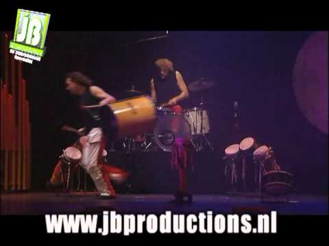 Circle Percussion - Slagwerkers groep | JB Productions