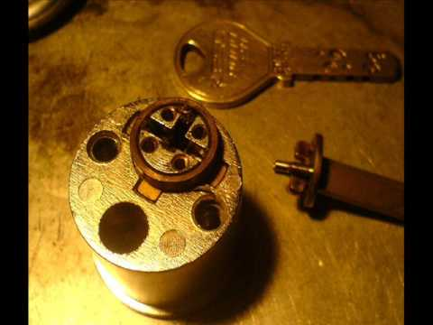 KESO Zylinder defekt,Reparatur Video Nr. 10 ..........
