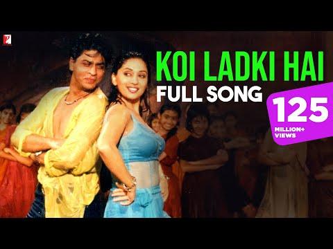 Koi Ladki Hai - Full Song | Dil To Pagal Hai | Shah Rukh Khan | Madhuri | Lata | Udit | Kids Song