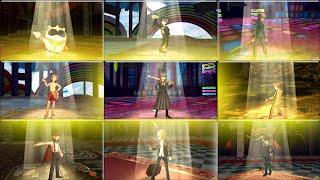 Скачать Persona Q2: New Cinema Labyrinth [3DS] - Kamoshida Man Boss