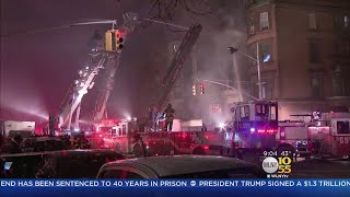 Search For Answers Following Deadly Fire