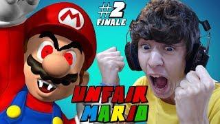 UN FINALE DA IMPAZZIRE!! - Unfair Mario - #2