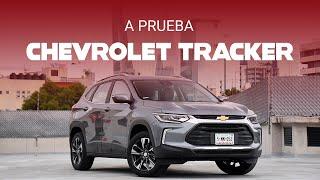 Chevrolet Tracker 2021, a prueba: un B-SUV digno del cuadro de honor por su tecnología