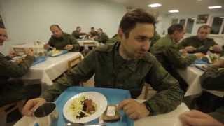 День 1 - Большой тест-драйв в армии - Батарея Стиллавина