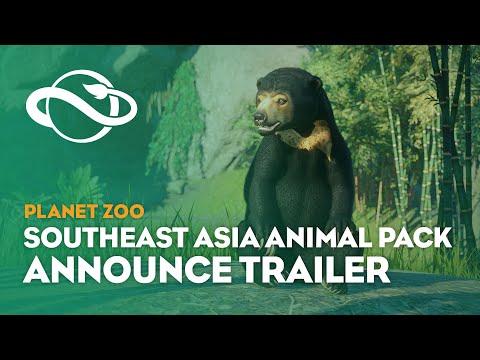 DLC Asie du Sud-Est Trailer de Planet Zoo