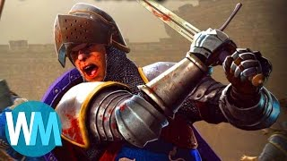 Top 10 Games with Amazing First Person Melee Combat