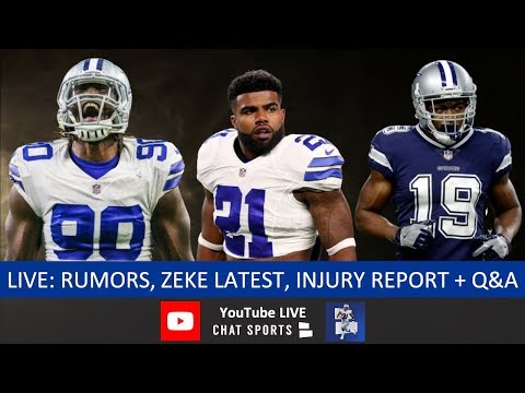 Dallas Cowboys Report With Tom Downey (August 20th)