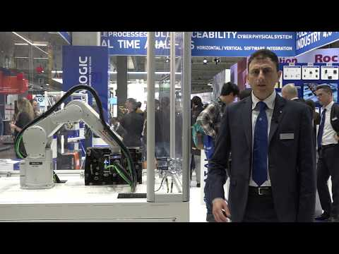 Datalogic @ SPS IPC Drives Italia 2019 | AREX400