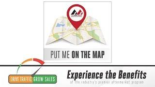 On the Map: Get Listed Fast on Online Manufacturer Dealer Locators