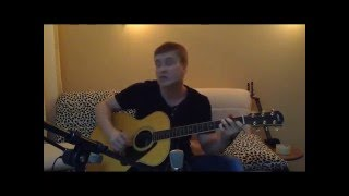 Cinderella-Through the rain (acoustic cover)