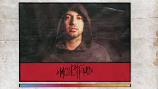 Monstruo (Letra) - Justin Quiles (Video)