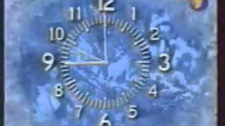 Новогодняя заставка ОРТ 2000+Новогодние Часы ОРТ 2000.avi