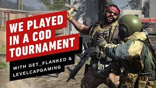 IGN vs. FPS Experts - Call of Duty Modern Warfare Tournament