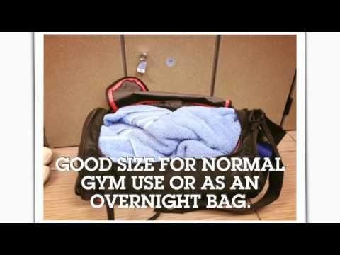 Mier Gym Bag : Duffle / Backpack / Gym Sack / Basketball Bag