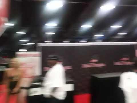 Phoenix Marie XXX & Nat Turn Her male BBC @ Exxxotica Expo !!!