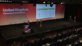 Enactus World Cup 2013 - Final Round Competition - Second Place - United Kingdom