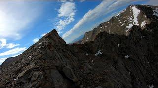 Mt Bierstadt Sawtooth Ridge // FPV Drone // TBS Tango 2