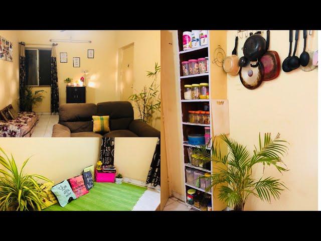 How To Arrange 1 Bhk House