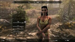 Skyrim Mods: Better Nord Presets (PS4/XBOX1/PC)