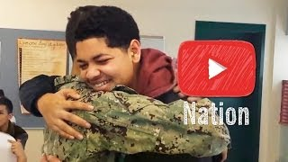 Incredible Moments in a Soldier's Life | YouTube Nation | Monday