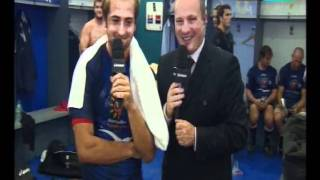Rugby_Montpellier_ locker room nudity