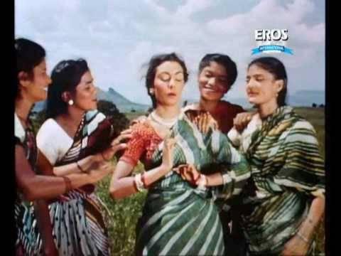 Aaj Mere Mann Mein Sakhi (Video Song) | Aan | Dilip Kumar & Nadira