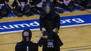 2019 추계전국실업검도대회 남자부 단체전 성북구청 VS 광명시청