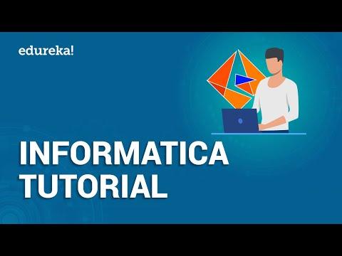 Informatica Tutorial For Beginners | Informatica Training | Edureka