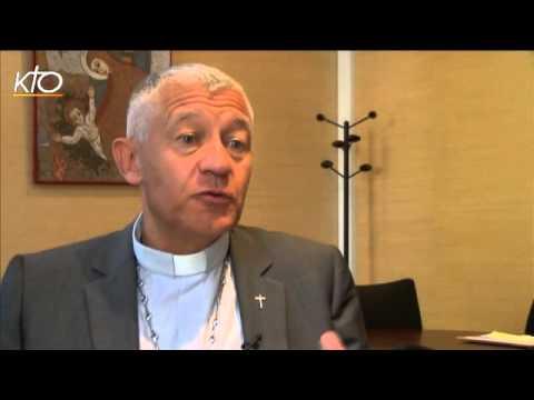 Rencontre avec Mgr Ravel, évêque aux armées