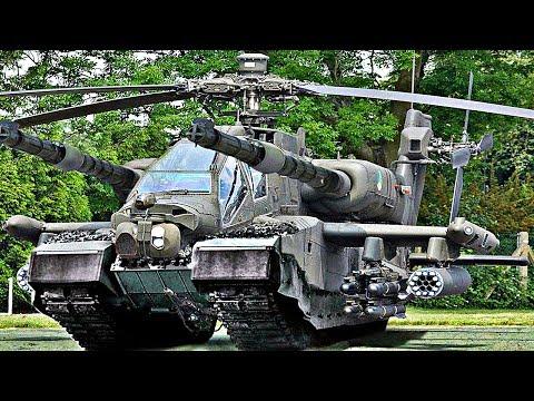 10 Vehiculos Militares Más Increibles Que Existen