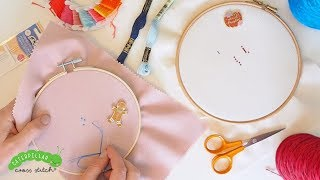 Cross Stitch Basics | How To Start Cross Stitching For Beginners - Ultimate Guide!
