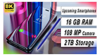 Top 5 Upcoming Smartphones in 2018-19