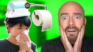 The WEIRDEST Products that Only Exist in Japan! thumbnail