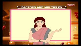 Cbse 4th CBSE Maths | Factors And Multiples | NCERT | CBSE Syllabus | Animated Video