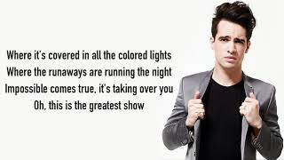 Panic! At The Disco   The Greatest Show [from The Greatest Showman: Reimagined] [Full HD] Lyrics
