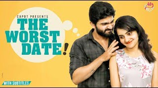 THE WORST DATE (With Subtitles) | Hey Pilla | CAPDT | 4k