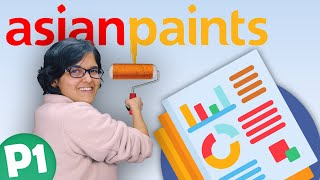 Stock Of The Month Asian Paints Fundamental Analysis Part 1 By CA Rachana Ranade