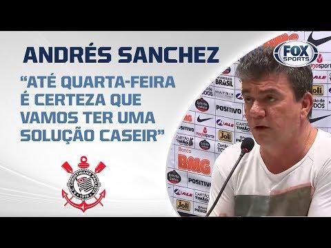 CRISE NO CORINTHIANS! Carille fala ao vivo após sofrer goleada do Flamengo